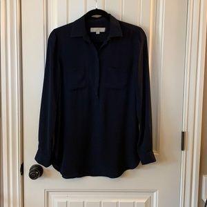 LOFT Dress blouse